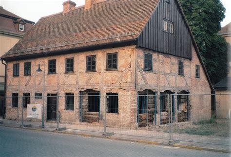 Johann Raschke Haus  Das älteste Haus Der Stadt Niesky
