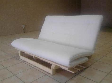 canapé blanc gris photos canapé futon ikea