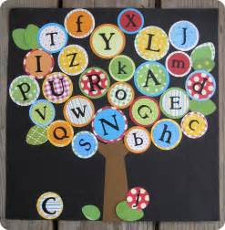 Preschool Classroom Ideas Alphabet Tree