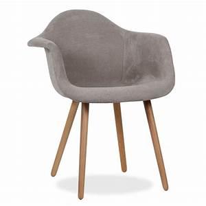 Stühle Im Eames Stil : inspiriert vom stuhl dsw von charles ray eames beingestell aus naturbuchenholz gefertigt ~ Bigdaddyawards.com Haus und Dekorationen