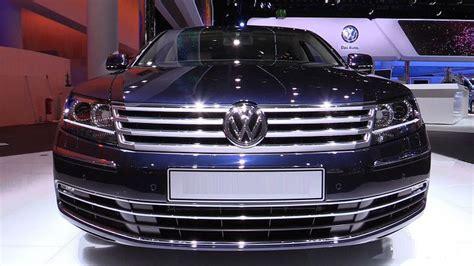 2019 Volkswagen Phaeton Tdi Tuning Top Speed 4motion