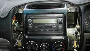 How To Remove The Radio From A Toyota Prado