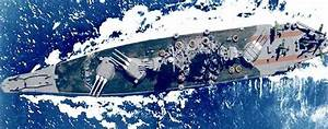 Aerial, View, Ijn, Yamato, Under, Attack, 10, 24, 44, The, Same, Day, Her, Twin, Sister, Ship, Musashi, Was, Sunk
