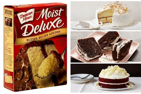 Betty crocker pulled that little stunt a while back. Duncan Hines Cake Mixes: The Dairy-Free Options