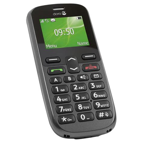tesco mobile contact doro phone easy 508 mobile phone graphite with fm radio