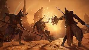 Assassin's Creed Origins 'Curse Of The Pharaohs' DLC ...