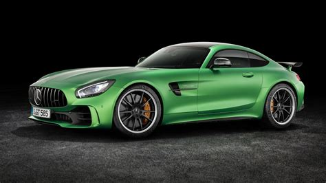 the new amg gt r is mercedes s most sports car the verge