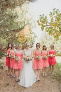coral bridesmaid dresses special wednesday top 10 coral bridesmaid dresses ideas in 2013 2014