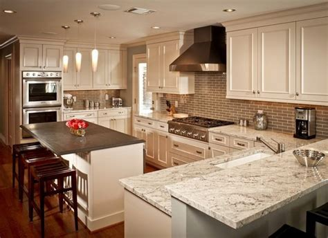 granite colors for white cabinets to style the classic