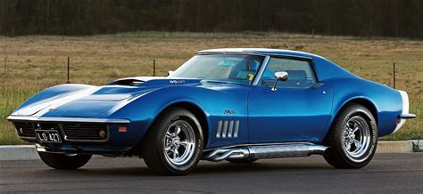 1968  Chevrolet  Corvette C3 Sting Rayblog De Haffyx