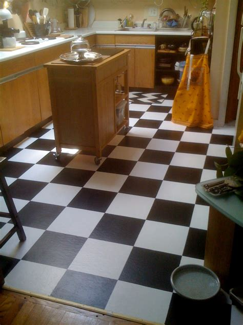 kitchen vinyl tile flooring wiseman designs 6388
