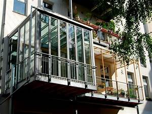 Balkon Selber Bauen Stahl : balkon als wintergarten balkon mit wintergarten stahlblau ~ Lizthompson.info Haus und Dekorationen