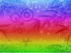 HD IPhone   Cute Desktop Wallpapers  Lighting Rainbow HD Wallpapers  Cute Rainbow Wallpapers