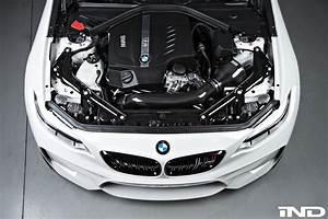 Bmw M2 Tuning : bmw m2 gets a carbon intake installed by ind distribution ~ Kayakingforconservation.com Haus und Dekorationen