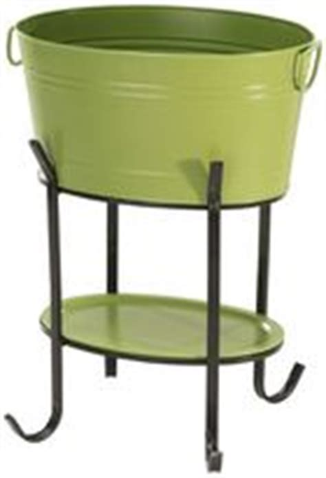 tub cooler with stand beverage tub with stand shopstyle
