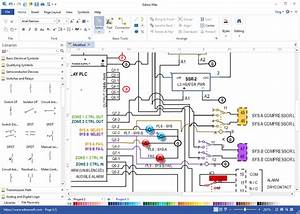 Industrial Electrical Wiring Diagram Software