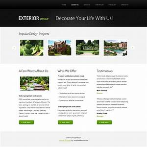 free website template w jquery slideshow design With free php website templates