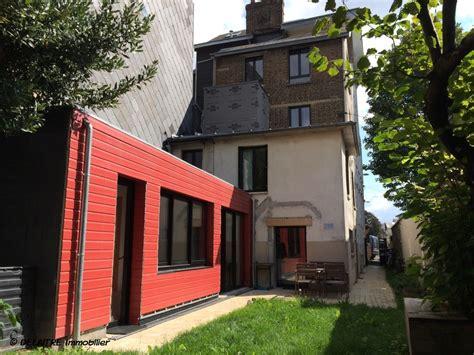 linge de maison rouen achat vente rouen st gervais maison de charme de 120 m 178 avec jardin et dependance atelier