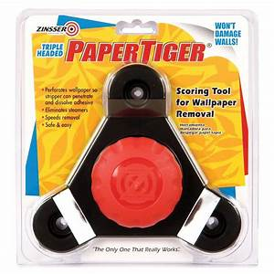 Zinsser Paper Tiger Triple Head Scoring Tool (Case of 3 ...