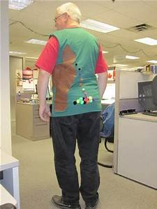Ugly Christmas Sweater Vest A pooping moose Christmas