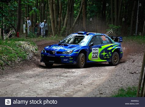 subaru rally colin mcrae subaru impreza rally car cornering goodwood