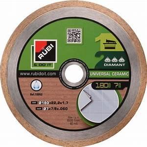Disque Diamant 180 : disque diamant rubi 180x22 2mm comparer les prix de disque ~ Edinachiropracticcenter.com Idées de Décoration