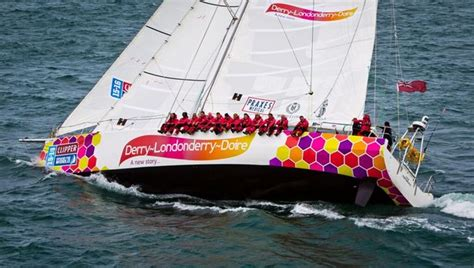 Row Boat Around The World by Welshman Ready For Clipper The World Yacht Race