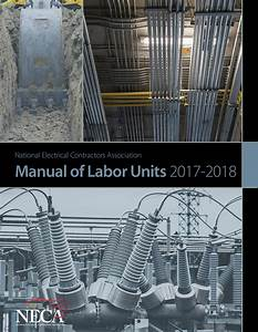 Manual Of Labor Units  Mlu   2017