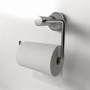 Toilet, Paper, Holder, 3d, Model, 3ds, Fbx, Blend, Dae