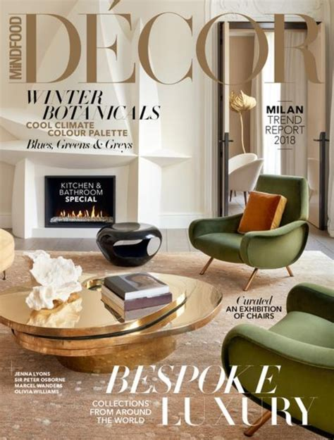home decor magazine 50 interior design magazines you need to read if you