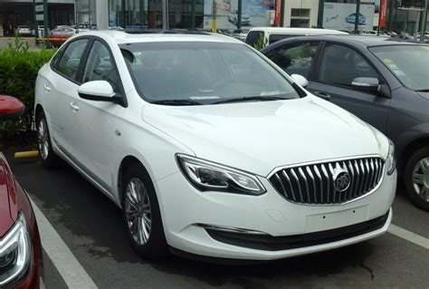 Buick Excelle buick excelle
