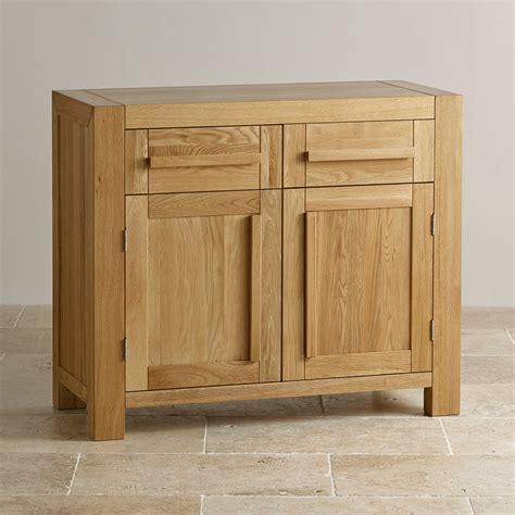 Solid Sideboard by Fresco Solid Oak Small Sideboard Oak Furniture Land