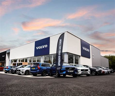 New Volvo dealership opens for business after major ...
