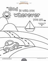 Activity Bible Coloring Fish Jonah Road Activities Trip Verse Study Biblepathwayadventures Based Freebie Preschool Printable Beginners Memory sketch template