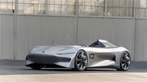 Car Design Concepts : 2018 Infinity Prototype 10 Concept