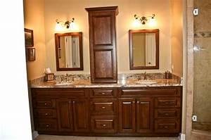 Master Bath Vanity - Traditional - Bathroom - Nashville