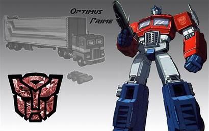 Optimus Prime G1 Transformers Generation Cartoon Wallpapers