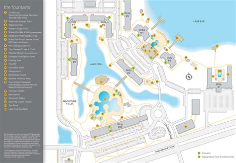 master bedroom suite plans the fountains in orlando fl bluegreen vacations