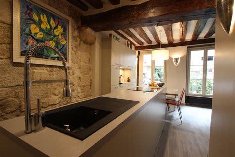 architecte cuisine architecture intérieur loft monge