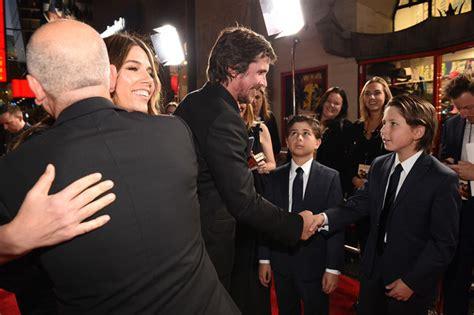 Christian Bale Photos Premiere Open Road Films