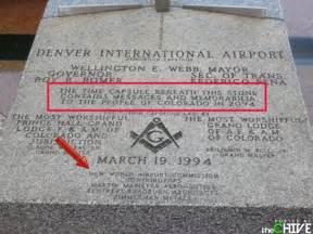 Denver International Airport Murals Explained by Denver International Airport Bunker Are The Murals A