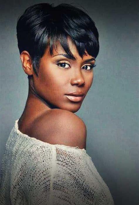 short hairstyles  black women   short