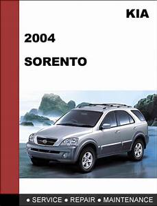 2004 Kia Picanto Service Manual Download