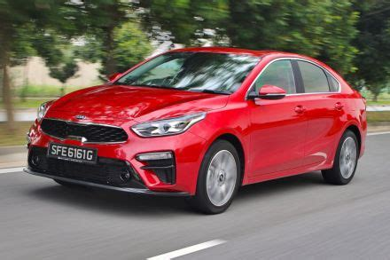 kia cerato review  korean car   price