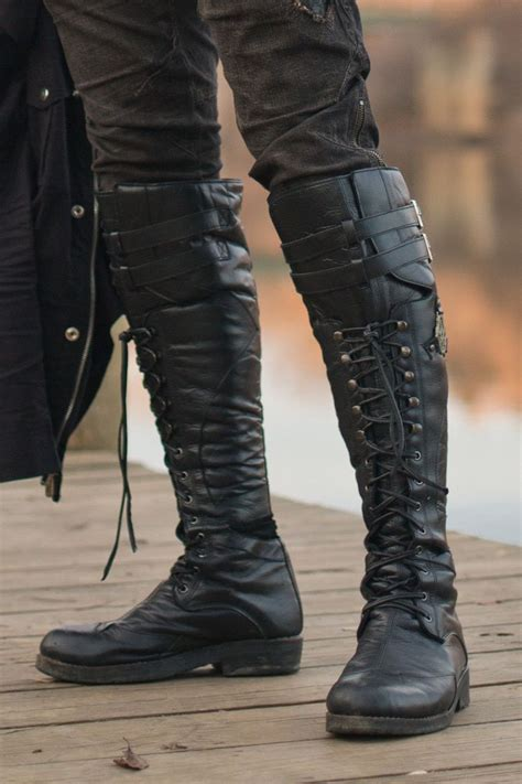 Monolith Moto Boots Fashion