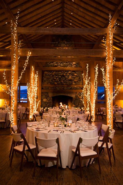indoor wedding reception decoration ideas