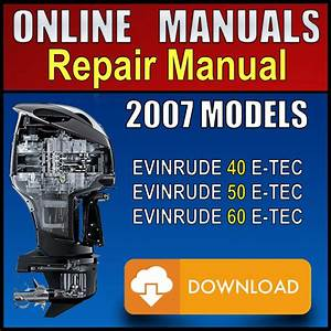 Download 2007 Evinrude E