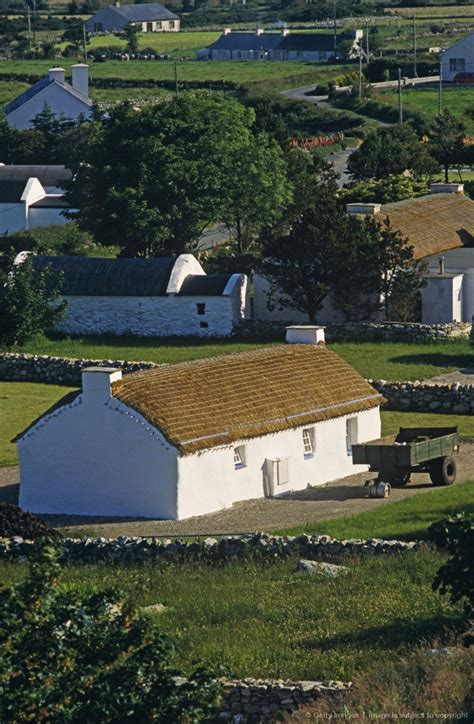 donegal cottage 17 best images about thatched cottages on