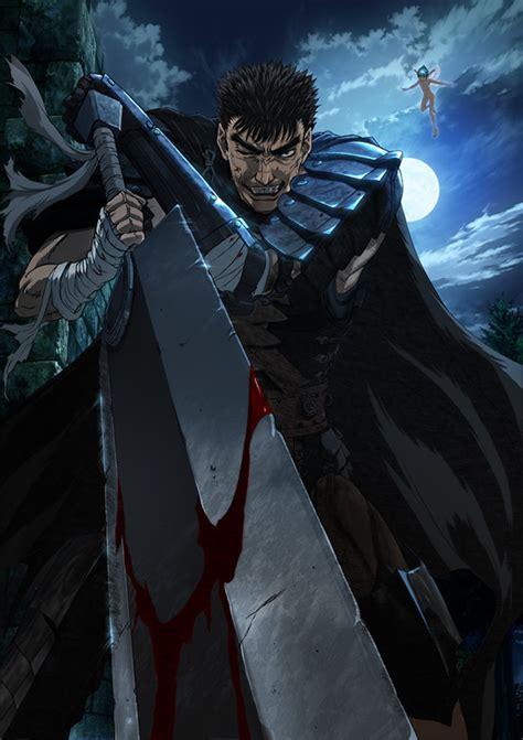 anime streaming berserk le nouvel anime berserk en simulcast vostfr