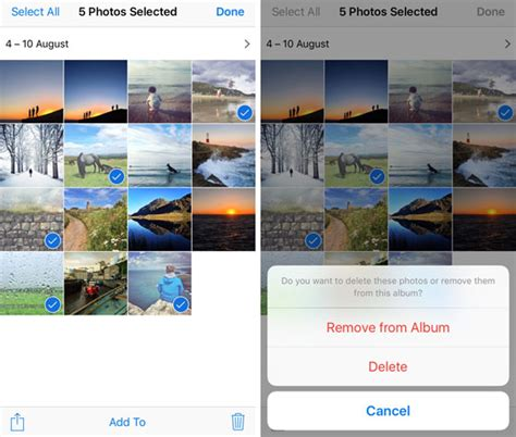 how to remove albums from iphone how to arrange photos in iphoto album